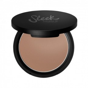SLEEK Superior Cover Pressed Powder VEGAN - KOMPAKT PÚDER - PRÉSELT MATTÍTÓ FINISH-PÚDER