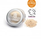 BAREFACED BEAUTY Natural Mineral Foundation 10g - 100 % MINERALNI PUDER U PRAHU SA MAT FINIŠEM 1.5 g