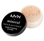 NYX Mineral Finishing Powder - MINERAL PORPÚDER
