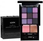 NYX Look Kit Palette Purple Smokey - SMINKAPALETTA