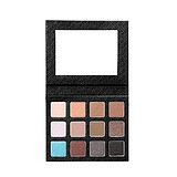 SIGMA Eye Shadow Palette Smoke Screen - 12 ÁRNYALATOS HIDEG PALETTA A SEMLEGES NAPPALI SZÍNEKTŐL A MERÉSZ ÉJSZAKAI ÁRNYALATOKIG