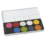 STARGAZER Wet Cover Eyeshadow 10 Palette