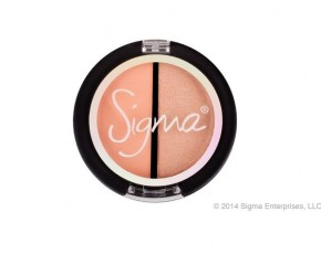 SIGMA BEAUTY Brow Highlight Duo Goddes Glow - DUO HIGHLIGHTER