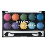BEAUTY UK Eyeshadow Palette No.2 Soho - 10-es SZEMFESTÉK PALETTA