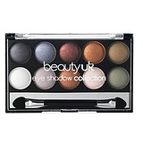 BEAUTY UK Eyeshadow Palette No.4 Earth Child - 10-es SZEMFESTÉK PALETTA