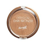 BARRY M DeepGlow Dark Bronzer - SZATÉN FINISH BRONZER