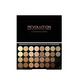 MAKEUP REVOLUTION Ultra 32 Shade Eye Shadow palette Beyond Flawless - SZEMFESTÉK PALETTA