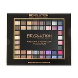 MAKEUP REVOLUTION Awesome 100 Eyeshadow Nude and Smoked  Collection - SZEMFESTÉK PALETTA