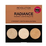 MAKEUP REVOLUTION Highlighter Palette Radiance - HIGHLIGHTER PALETTA
