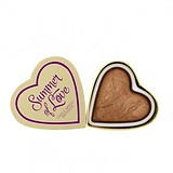MAKEUP REVOLUTION I Love Makeup Hearts Bronzer Love Hot Summer - BRONZER ARCPIROSÍTÓ HIGHLIGHTER