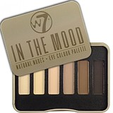 W7 In The Mood Eyeshadow Palette - SZEMFESTÉK PALETTA