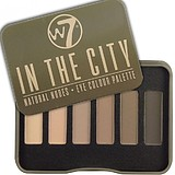 W7 COSMETICS In The City Eyeshadow Palette - SZEMFESTÉK PALETTA