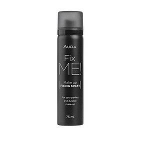AURA Fix ME Make Up Fixing Spray - 75 ml SMINKFIXÁLÓ SPRAY MINDEN BŐRTÍPUSRA