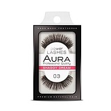 AURA Power Lashes False Eyelashes 03 Shaggy Dream - SOROS MŰSZEMPILLA 100% NATURAL