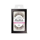 AURA Power Lashes False Eyelashes 05 Velvet Eye - SOROS MŰSZEMPILLA 100% NATURAL