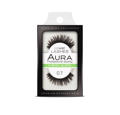 8069b2c98b9 AURA Power Lashes False Eyelashes 07 Nubian Queen