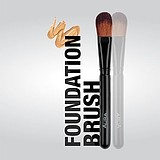 AURA Foundation Brush - ALAPOZÓ SMINKECSET