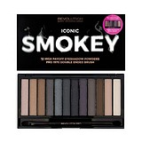 MAKEUP REVOLUTION Eye Shadow palette - Iconic Smokey