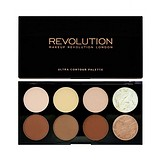 MAKEUP REVOLUTION Ultra Contour Palette - KONTÚROZÓ PALETTA ÉS HIGHLIGHTER