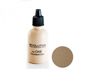 MAKEUP REVOLUTION The One Foundation Shade 3 - FOLYÉKONY ALAPOZÓ