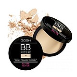 GOSH BB Powder - MATT FINISH BB KOMPAKT PÚDER