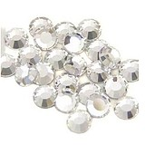 SWAROVSKI Crystals - SW001 SS10  Hotfix Clear Crystal - 2,7-2,9 mm - 1440 db / Kit