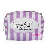 BARRY M Make-up Bag I'm too full! - NESZESZER