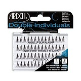 ARDELL Double Individual Knot Free Double Flare Long Black
