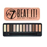 W7 Beat it! Eyeshadow palette - SZEMFESTÉK PALETTA