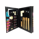 W7 Brush with me... 5 pcs brush set - 5 db-os ECSETKÉSZLET