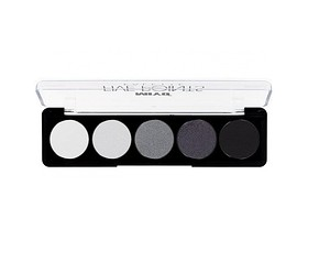MIYO Five Points Eyeshadow Palette 02 Smokey - FÜSTÖS SZEMFESTÉK PALETTA