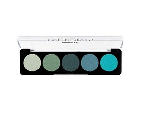 MIYO Five Points Eyeshadow Palette 04 Go Green - ZÖLD SZEMFESTÉK PALETTA