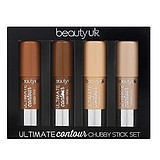 BEAUTY UK Ultimate Contour Chubby Stick Set - KONTÚROZÓ ÉS HIGHLIGHTER STICK SZETT