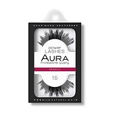 AURA Power Lashes 15 Maiko - SOROS MŰSZEMPILLA 100% NATURAL