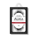 AURA Power Lashes 16 Mononoke - SOROS MŰSZEMPILLA 100% NATURAL