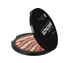 AURA All Year Bronzing Powder Safari Trip - 3 SZÍNŰ BRONZER