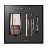 MAKEUP REVOLUTION HD Pro Brows Set - SZEMÖLDÖK PALETTA SZETT