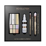 MAKEUP REVOLUTION PRO Prime, Correct and Perfect Set