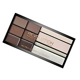 MAKEUP REVOLUTION HD Pro Brows Palette - HD SZEMÖLDÖK FESTŐ PALETTA