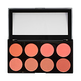 MAKEUP REVOLUTION Blush Palette DREAM BLUSH - 8 ÁRNYALATÚ ARCPIROSÍTÓ PALETTA