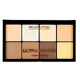 MAKEUP REVOLUTION HD Pro Cream Contour Palette Fair