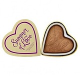 I HEART MAKEUP I Love Makeup Hearts Bronzer Love Hot Summer - BRONZER ARCPIROSÍTÓ HIGHLIGHTER