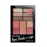 REVLON Eyes, Cheeks + Lips Palette 100 Romantic Nudes
