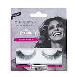 EYLURE Cheryl Girls Night False Lashes + ADHESIVE