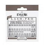 EYLURE Lash-Pro Individuals Knot-free Short, Medium & Long Length False Lashes  + RAGASZTÓ ÉS LEMOSÓ
