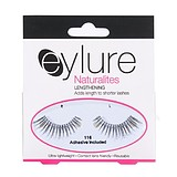 EYLURE Naturalites Lengthening False Lashes 116 + ADHESIVE