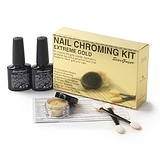 STARGAZER Nail Chroming Kit Extreme Gold