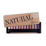 IDC COLOR Natural Eyeshadow Palette 12 colors - 12-ES SZEMFESTÉK PALETTA