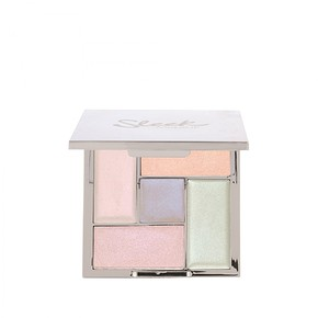 SLEEK Distorted Dreams Highlighter Palette - IRIZÁLÓ HOLO HIGHLIGHTER PALETTA