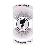 MISS ADORO Lashes 74 - SOROS MŰSZEMPILLA 100% NATURAL